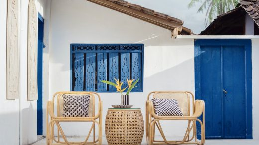 How Can I Protect Outside Bamboo Furniture